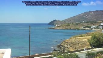 Webcam Gavrio (Andros)