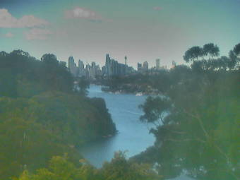 Webcam Linley Point