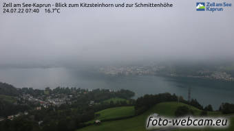 HD-Panorama Lake Zell