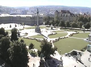 Live Webcam Stuttgart
