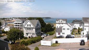 Webcam York Beach, Maine