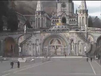 Webcam Lourdes