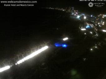 Webcam Cancún