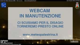 Webcam Palestrina
