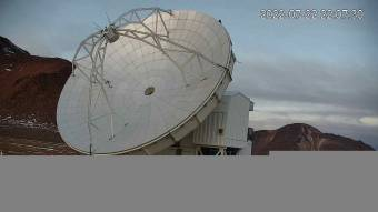 Webcam Llano de Chajnantor