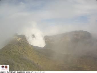 Webcam Vulcano Turrialba