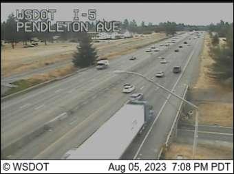 Webcam Dupont, Washington