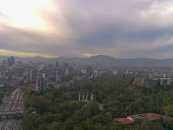 Webcam Mexico City