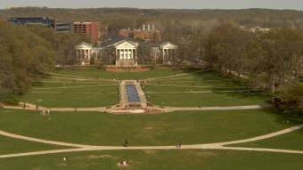 Webcam College Park, Maryland