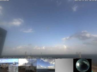 Webcam Ragged Point