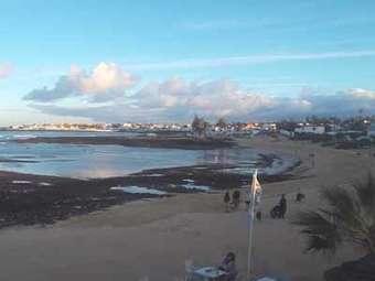 Webcam Corralejo (Fuerteventura)
