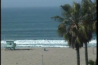 Webcam Santa Monica, California