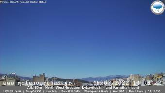 Webcam Vyronas