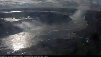 Webcam Niagara Falls