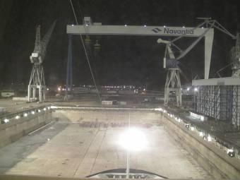 Mein Schiff 2 webcambeelden Vooraanzicht