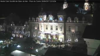 Webcam Monte Carlo