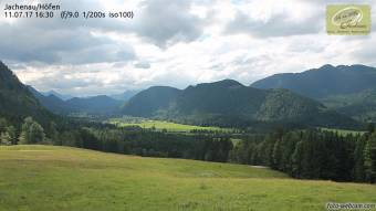 Webcam Jachenau