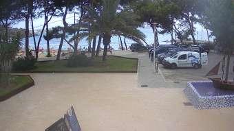 Webcam Peguera (Majorca)
