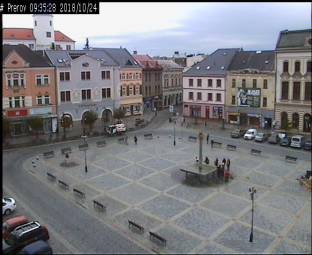 Webcam Prerov