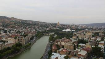 Webcam Tbilisi