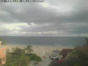 Webcam Puerto Morelos