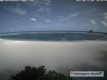 Webcam Olhuveli (South Malé Atoll)