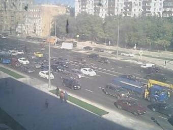Webcam Moskau