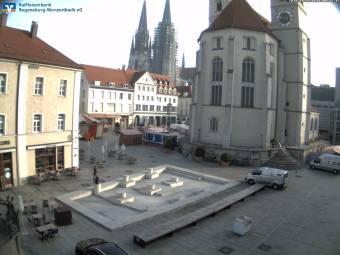 Neupfarrkirche and Neupfarrplatz