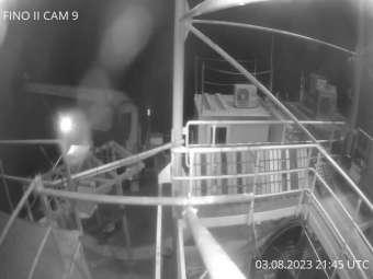 Webcam FINO 2