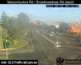 Maroochydore Road / Broadmeadows Road (West)