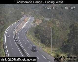 Toowoomba Range - Saddle (West)