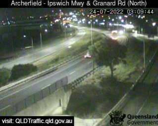 Granard Road and Ipswich Motorway (North)