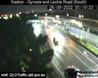 Gympie Road and Stafford Road (South)