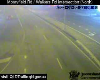Morayfield Road / Walkers Road intersection (South)