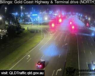 Gold Coast Highway and Terminal Drive (North)