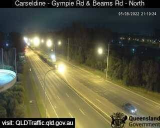 Gympie Road and Beams Road (North)