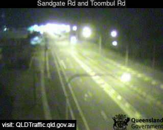 Sandgate Road and Toombul Road (North)