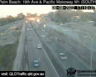 19th Avenue and Pacific Motorway - M1 (North)