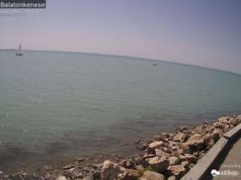 Webcam Balatonkenese