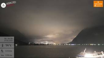 Achensee towards Maurach