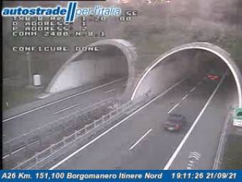 Webcam Borgomanero