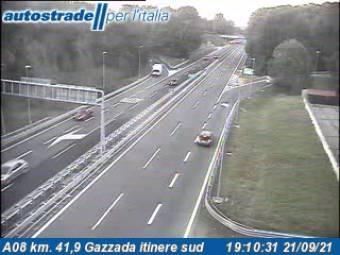 Webcam Gazzada Schianno