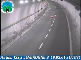 Traffic A5 - KM 122,2 - LEVEROGNE S 351