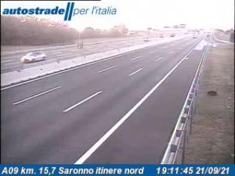 Webcam Saronno