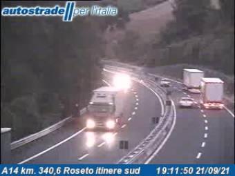 Webcam Roseto 34