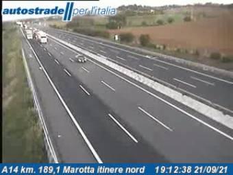 Webcam Marotta
