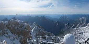 Zugspitze Zugspitze vor 8 Stunden