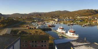 Webcam Båtsfjord