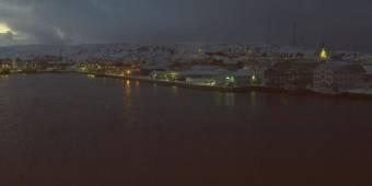 360° Port Panorama
