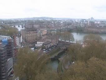 Webcam Toulouse